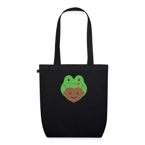 Tom the Frog | Ibbleobble - EarthPositive Tote Bag