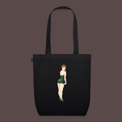 Pin-up Army, Yes Sir? - Borsa ecologica in tessuto