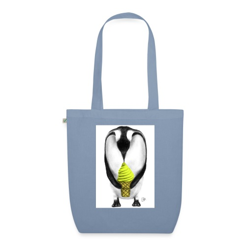Penguin Adult - EarthPositive Tote Bag