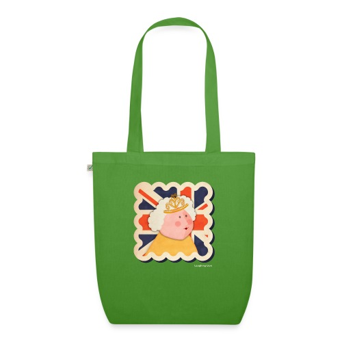 The Queen - EarthPositive Tote Bag