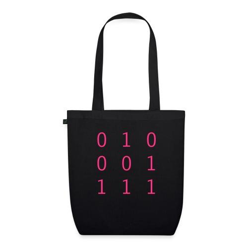 Hacker Emblem - EarthPositive Tote Bag