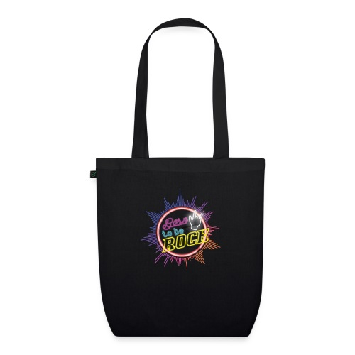 born to be rock - EarthPositive Tote Bag
