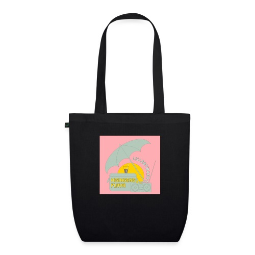Hisingens playa pink - Ekologisk tygväska
