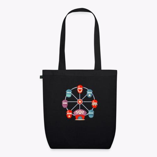 Ferris Wheel - EarthPositive Tote Bag