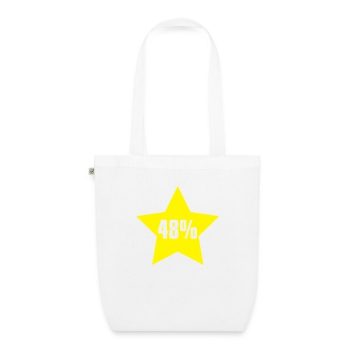 48% in Star - EarthPositive Tote Bag