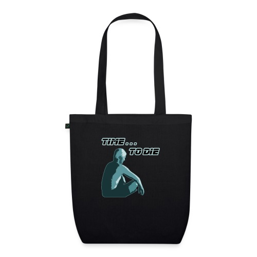 Time - EarthPositive Tote Bag