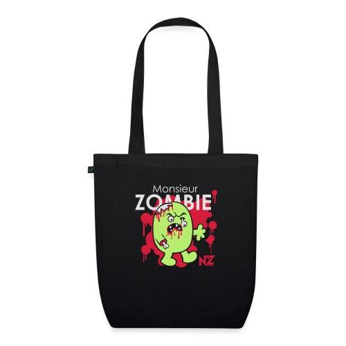 mr zombie - Sac en tissu biologique
