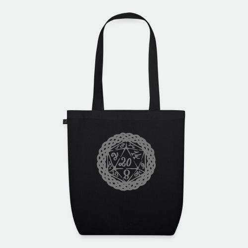 D20 Geschenk Glücksbringer Rollenspiel Würfel - EarthPositive Tote Bag