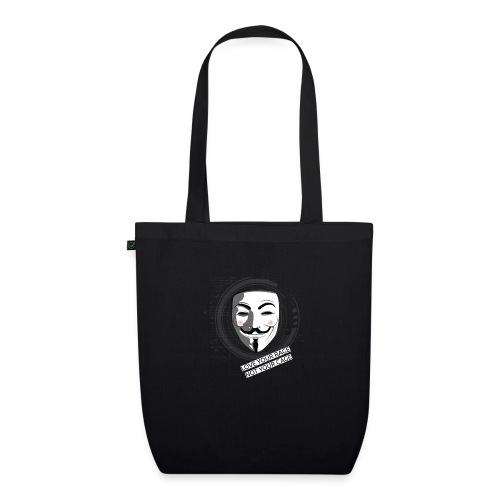 Anonymous Love Your Rage - EarthPositive Tote Bag