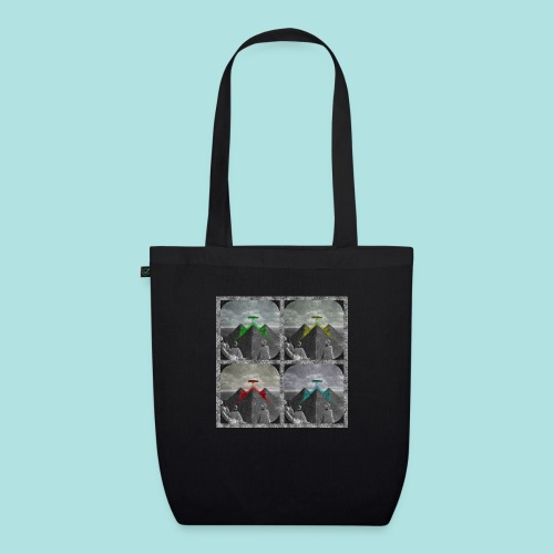 Invasion of the Giza Tombs - EarthPositive Tote Bag