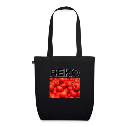 REKOpaita tomaatti - Luomu-kangaskassi