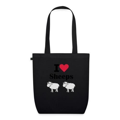 I-love-sheeps - Sac en tissu biologique