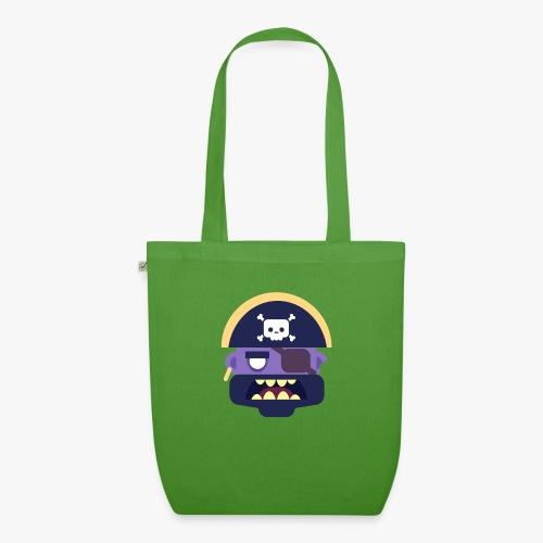 Mini Monsters - Captain Zed - Øko-stoftaske
