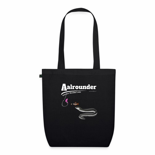 Aalrounder - Aal flexibel Angeln - Fishy Worm - Bio-Stoffbeutel
