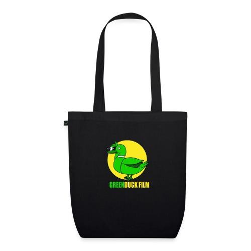 Greenduck Film In the Sun Logo - Øko-stoftaske