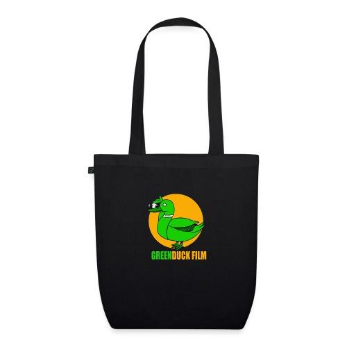 Greenduck Film Golden Sun Logo - Øko-stoftaske