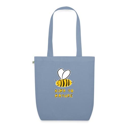 Bee kind to nature Bienen retten - Bio-Stoffbeutel