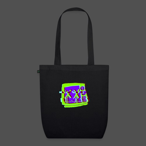 Glitchy Faythexx - EarthPositive Tote Bag