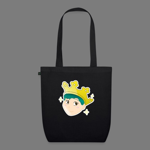 Wear a Crown - EarthPositive Tote Bag