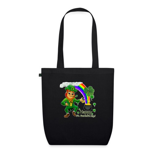 St Patrick s Day 2 - EarthPositive Tote Bag