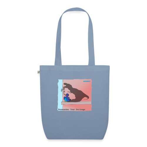 Woofra's Design Heritage - EarthPositive Tote Bag