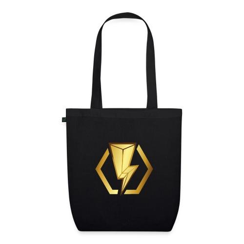00405 Blitz dorado - Bolsa de tela ecológica