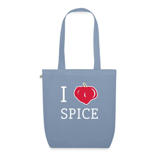 i_love_spice-eps - Luomu-kangaskassi