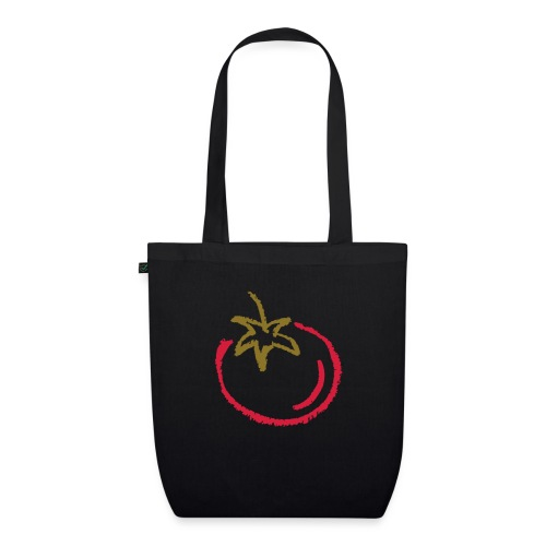 tomato 1000points - EarthPositive Tote Bag