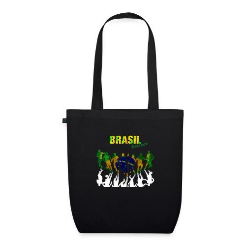 Brasil Soccer - EarthPositive Tote Bag
