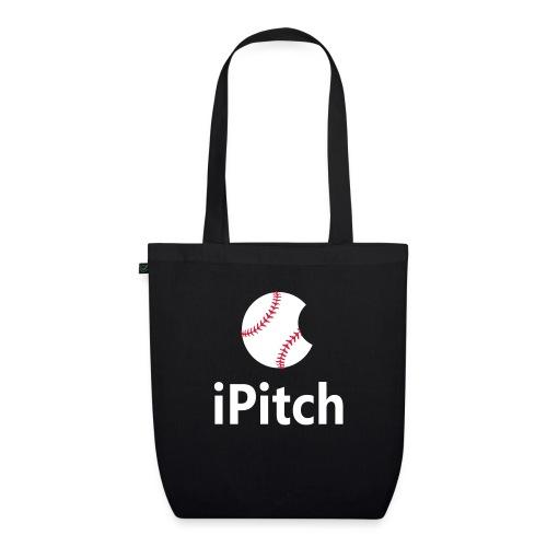 Baseball Logo iPitch - EarthPositive Tote Bag