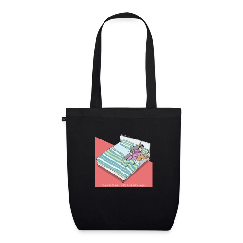pajama party - EarthPositive Tote Bag