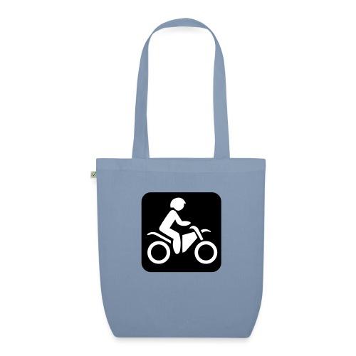 motorcycle - Luomu-kangaskassi