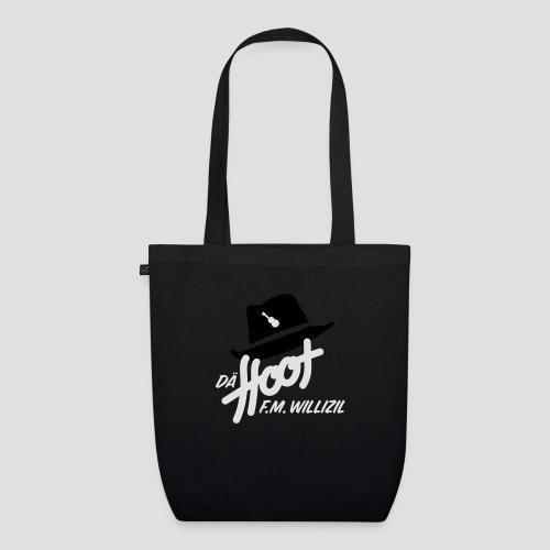 daeHoot_Shirt_Logo1_2c - Bio-Stoffbeutel