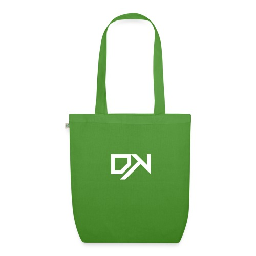 DewKee Logo Shirt Black - EarthPositive Tote Bag