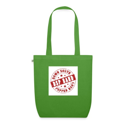 DSP band logo - EarthPositive Tote Bag