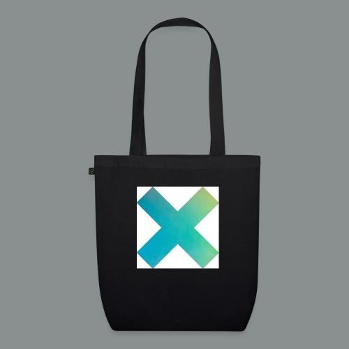 blue X - Borsa ecologica in tessuto
