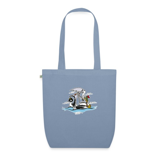 Birds of a Feather - EarthPositive Tote Bag