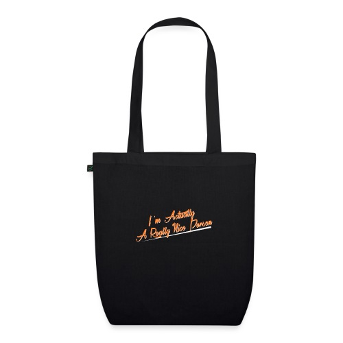 nice-person - EarthPositive Tote Bag
