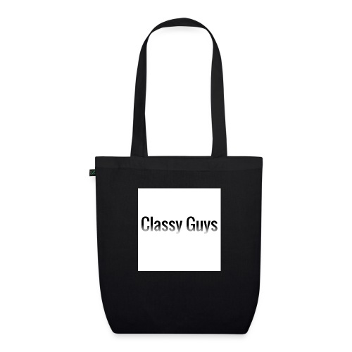 Classy Guys Simple Name - EarthPositive Tote Bag