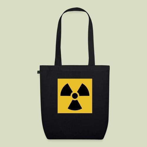 Radiation warning - Luomu-kangaskassi