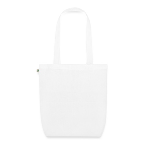 white logo transparent 2x - EarthPositive Tote Bag
