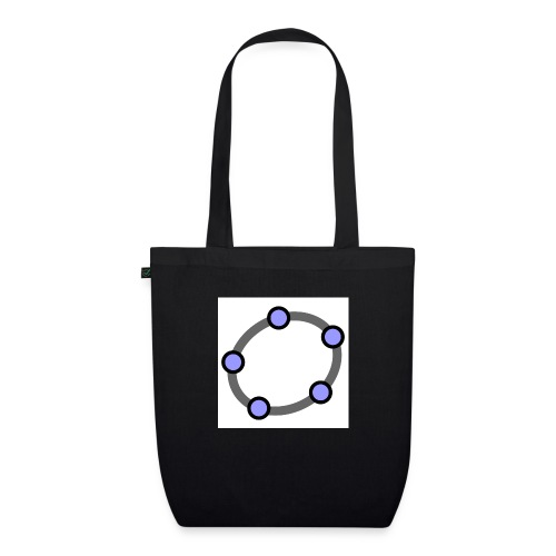 GeoGebra Ellipse - EarthPositive Tote Bag