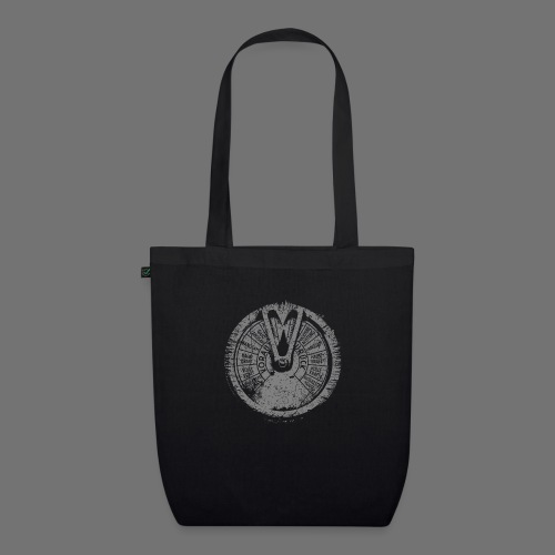 Maschinentelegraph (gray oldstyle) - EarthPositive Tote Bag