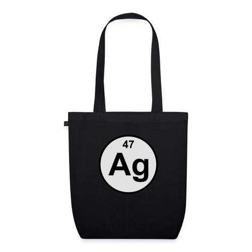 Argentum (Ag) (element 47) - EarthPositive Tote Bag