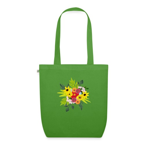 Flower_arragenment - EarthPositive Tote Bag