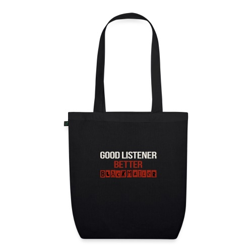 Good Listener - EarthPositive Tote Bag