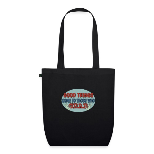 Grabby Good Things - EarthPositive Tote Bag