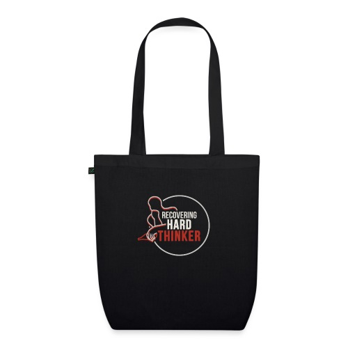 Hard Thinker - EarthPositive Tote Bag