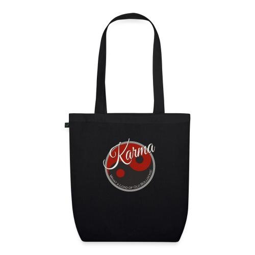 Karma B*llocks - EarthPositive Tote Bag