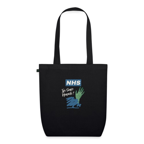 Safe Hands? - EarthPositive Tote Bag